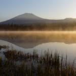 Lava Lake Mt Bachelor