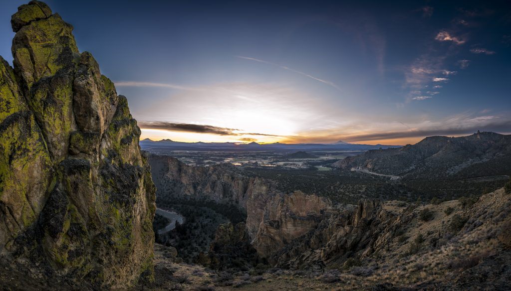 Bend Oregon Stock Photography Smith Rock