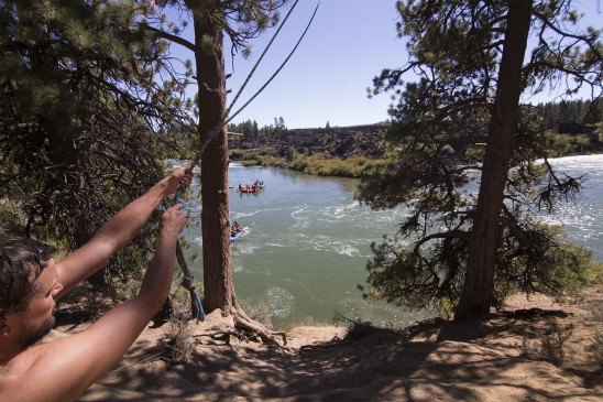 Rope Swing Bend Oregon