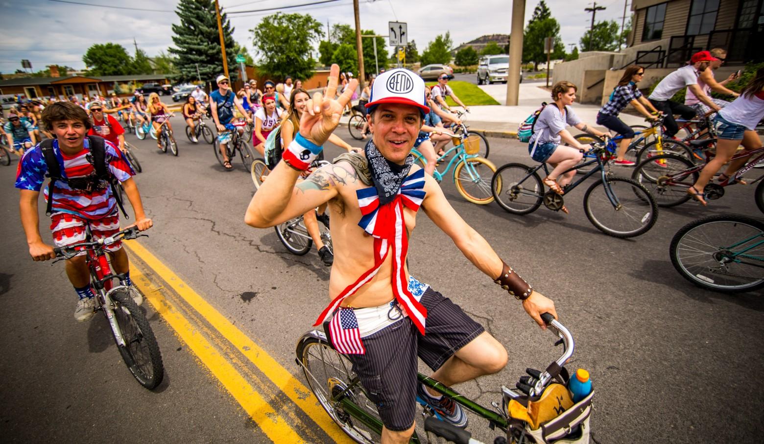Freedom Ride Bend Oregon