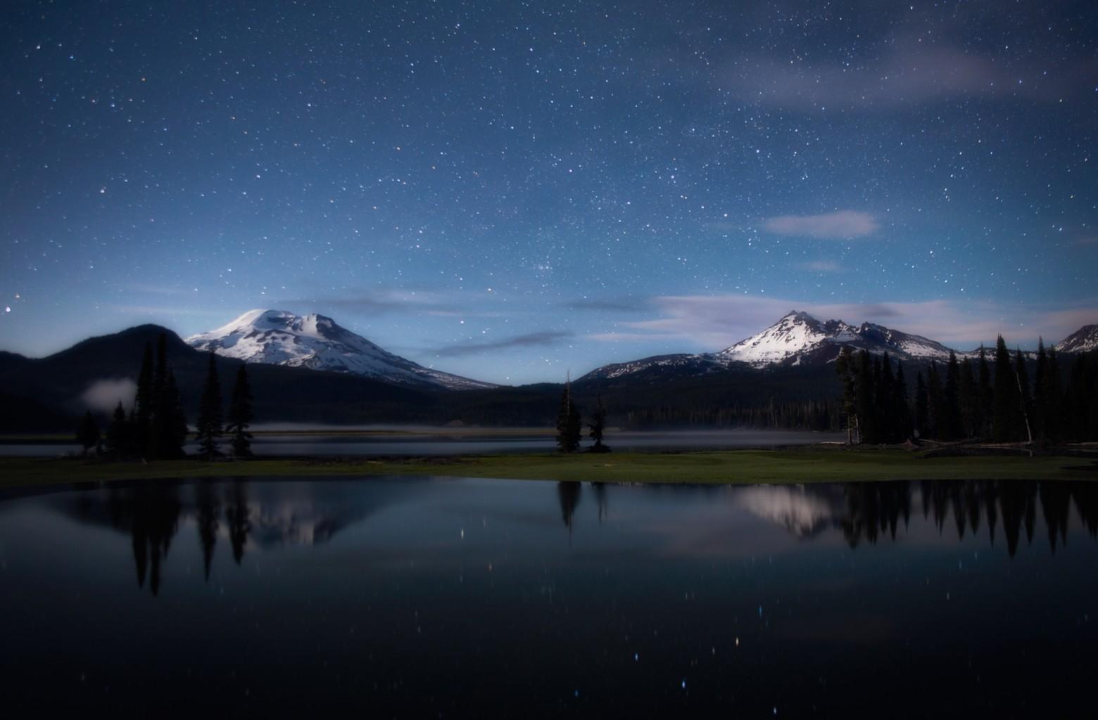 Sparks Lake Stars