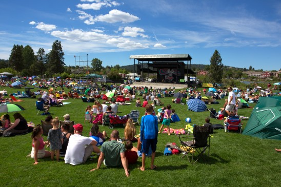 les schwab amphitheater bend oregon