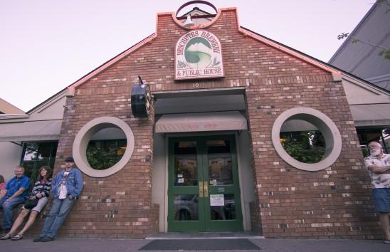Deschutes Brewery Pub