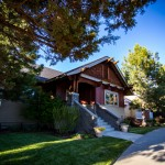 Real Estate Side View Bend Oregon