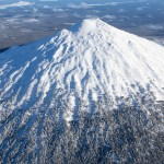 Mt Bachelor Aerial Photography