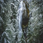 Proxy Falls Winter