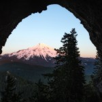 Boca Cave & Mt Jefferson Wilderness
