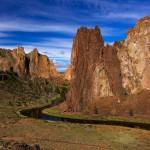 Smith Rock Terrebone Oregon