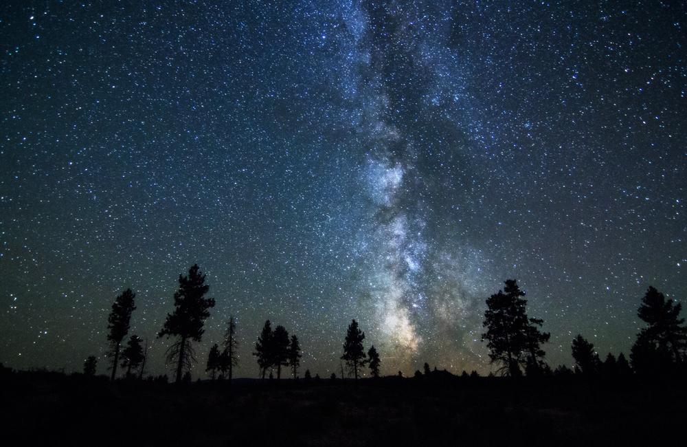 Central Oregon Milky Way By Skyler Hughes