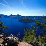 Crater Lake & Wizard Island