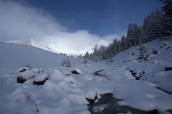 Winter Broken Top