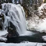 Upper Tumalo Falls