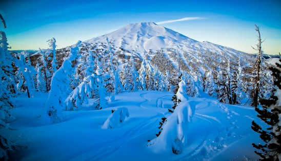 Mt Bachelor Bend Oregon