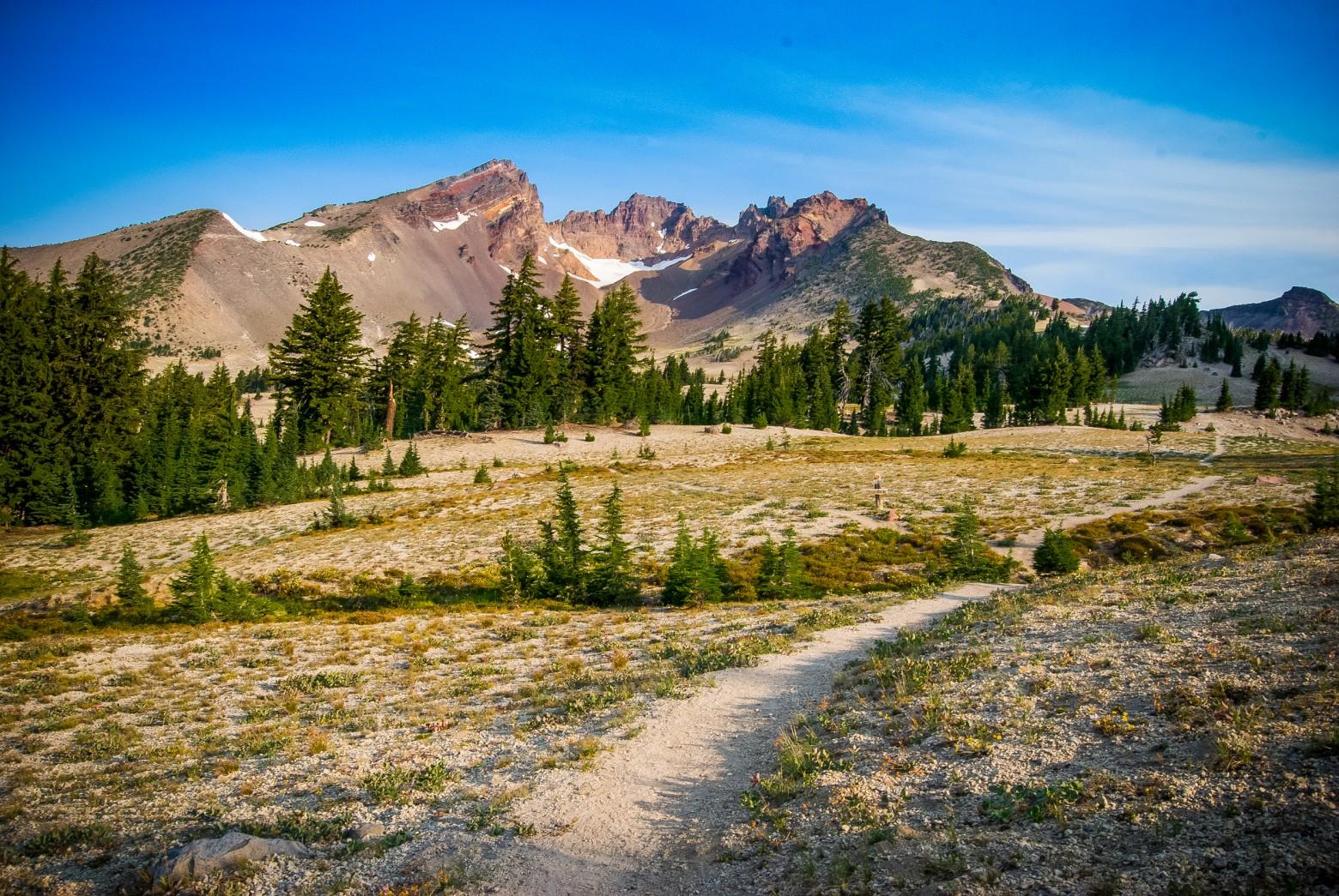 Broken Top Trail