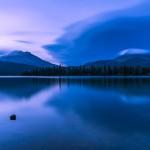 Sparks Lake Blue Hour