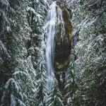 Proxy Falls Winter