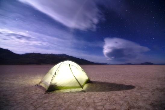 Alvord Desert Camping Oregon