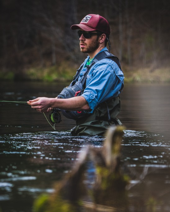 Fly Fishing Bend Oregon