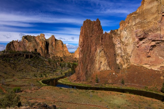 Smith Rock Terrebone Oregon