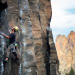 Smith Rock Climbing Lower Gorge